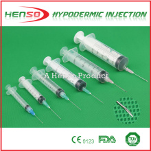 Henso 5ml Seringues jetables