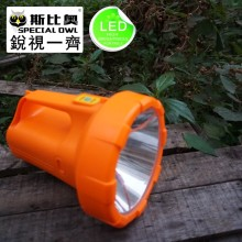 Portable Handheld, High Power, Explosion-Proof Search, CREE/Emergency Flashlight Light/Lamp