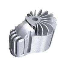 High pressure production of custom aluminum alloy casting