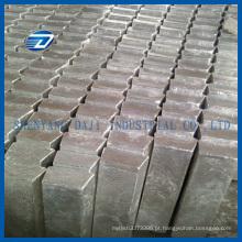 Melhor preço para lingote de titânio comercialmente puro