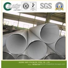 Tubo de acero inoxidable sin soldadura AISI 304 de alta calidad