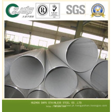 Alta qualidade AISI 304 Seamless Stainless Steel Pipe