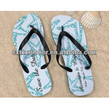 logo printing custom thongs