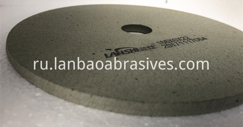 07D3 166X6X22 detail BD polishing wheel