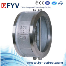 Stainless Steel Dual Plate Wafer Check Valve