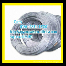 swg 12 galvanized wire/low price electro galvanized iron wire