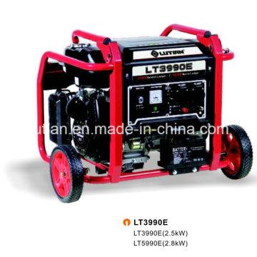 Lutian tipo gasolina gerador 2.5kw/2.8kw