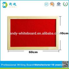 decorative push pins cork board red surface