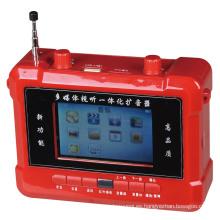 Mini Amplificador Portátil