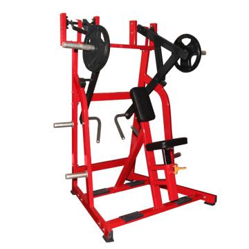 Фитнес оборудование для ISO-боковой низкий строки (HS-1009)