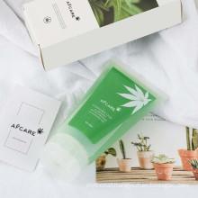 Natural Organic Fruit Rose Aloe Vera Facial Washing Whitening Anti-Wrinkle Facial Cleanser Milk Plus