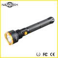 Double 26650 Batteries Deux Temps d'Exécution Haute Luminosité 860 Lumens Lampe de Poche en Aluminium (NK-2622)