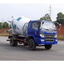 small Foton electric concrete mixers for sale