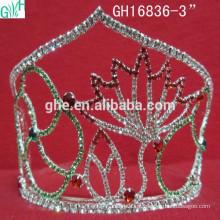 Super bela coroa de tiara elsa