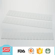 Divisores plásticos baratos ambientais da gaveta da cozinha para venda