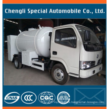 5500liters 2.3tons Dongfeng Cooking Gas Filling Gas Truck