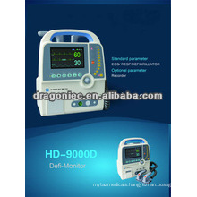 DW-HD9000D cardiac defibrillating monitor defibrillator unit