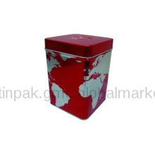 square tin box manufacturer