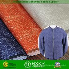 O novo impresso com tecido de poliéster elástico para Men′s vento casaco ou jaqueta