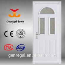 Luxushitze lokalisierte hölzerne Stahlschaumgefüllte Türen