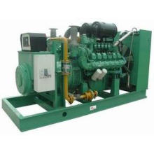Water Cooled 200kVA/160kw LNG Biogas Natural Gas Generator