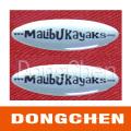 Impression matérielle faite sur commande d'époxyde du logo 3M de dôme d'impression de conception matérielle d'unité centrale