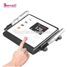 Semi permanent makeup machine kit for eyebrow micropigmentation