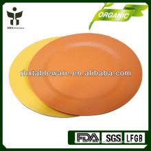 bamboo reusable plates hot sale