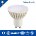 PF0.6 GU10 SMD 4W 6W 7W Dimmable LED Projecteur