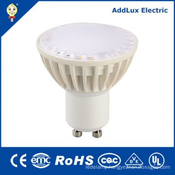 PF0.6 GU10 SMD 4W 6W 7W Dimmable LED Spotlight