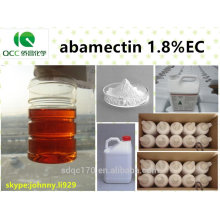 Insecticide / pesticide agrochimique cotrol abamectin / avermectine 1,8% EC, 1,9% EC -lq