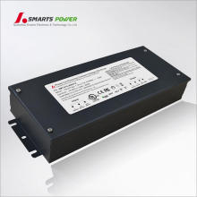 UL énumérés 300 watts 12 volts 25A dimmable Alimentation 120V 240V 277V AC avec boîte de jonction