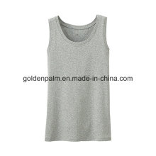 Ladies Fashion Supima Cotton Tank Top with Comfortable