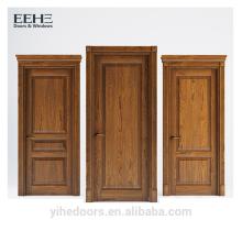Porta de madeira interior Porta de madeira do banheiro