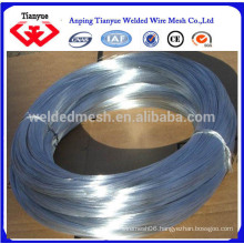 High Tensile Strength Galvanized Wire with low price