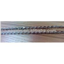 Collar de la cadena de la joyería del acero inoxidable de los productos de China