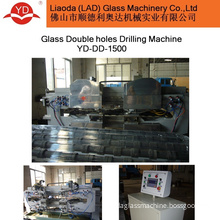 Glass Double-Hole Drilling Machine