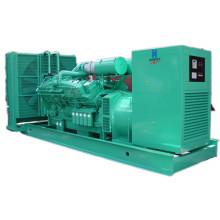 Offenes Dieselaggregat mit 625kVA, angetrieben von CUMMINS Producer