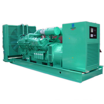 625kVA Open Type Diesel Generator Set Powered by Cummins Producer
