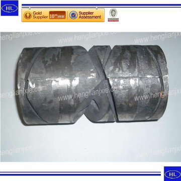Sand Casting Grooved Drum for Spinning Machine