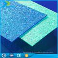Resistência à corrosão fina por atacado de alta qualidade policarbonato de parede dupla folha de materiais de cobertura leve