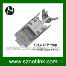 Stp rj45 8p8c cat6 plug