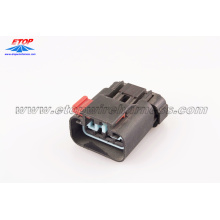 Conector moldado local da FCI