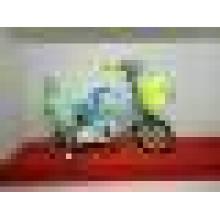 10-дюймовый новый Stycle дети велосипед, BMX детей перевозчик с задний тормоз педаль, белый шин детей велосипедов