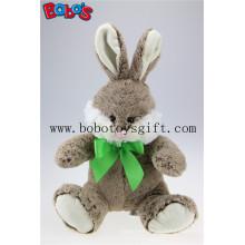 """Ткани высокого качества Превосходное мастерство Коричневый белый кролик Подарок хороших подарков Детские хорошие размеры игрушек могут быть настроены Bos2016-03 / 16.5 """""""