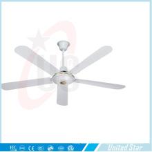 56 '' ventilador de techo eléctrico de 5 cuchillas con CE / RoHS