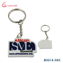 Cheap Custom African PVC Keychain for Gift (LM1811)