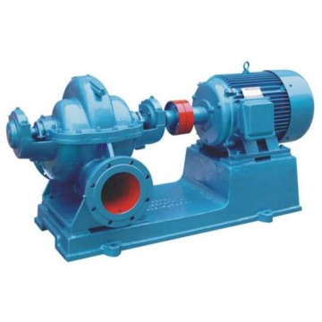 S Electric dubbel sug centrifugalpump