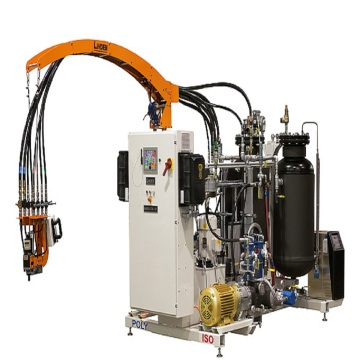 high pressure polyurethane foam machine