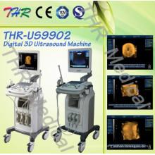 THR-CD003Q 3D Color Doppler Ultrasound Scanner